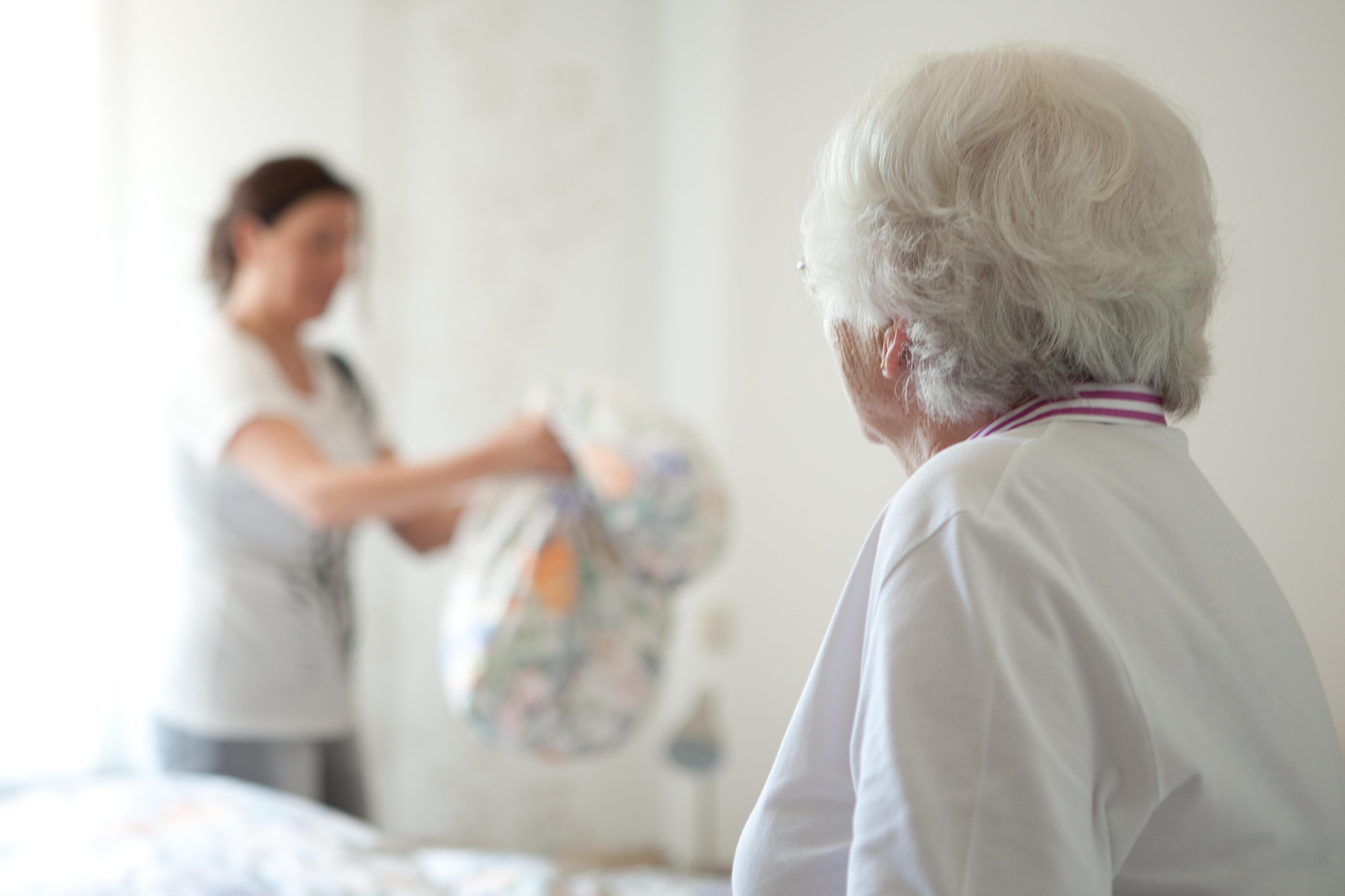 Das Pflegezimmer: Raum für die Pflege – und zum Wohlfühlen