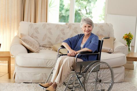 Ein schönes Zuhause bringt Lebensfreude: Gut eingerichtet für Alter und Pflege