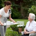 Ein Blick zurück: Häusliche Pflege war früher der Normalfall